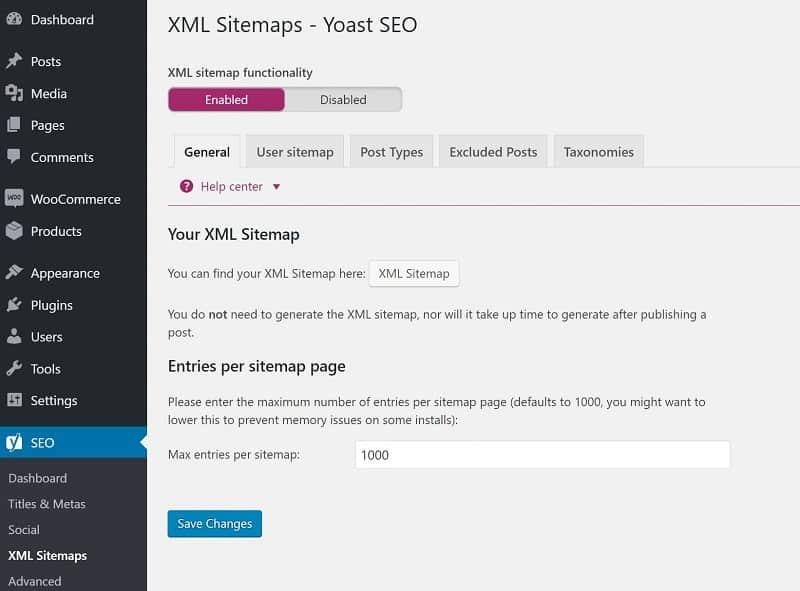 wordpress-xml-sitemap-file