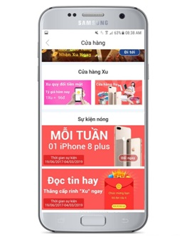 event app Vn ngày nay