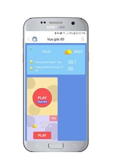 chơi game trên app vn ngày nay