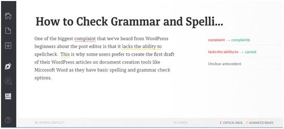cách dùng khác của grammarly