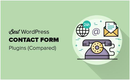 plugin contact form cho wordpress