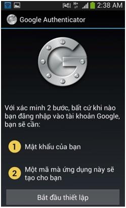 plugin google authenticator cài đặt cho wp