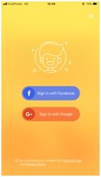đăng ký VeeU App