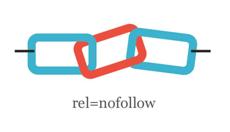 thuộc tính link nofollow