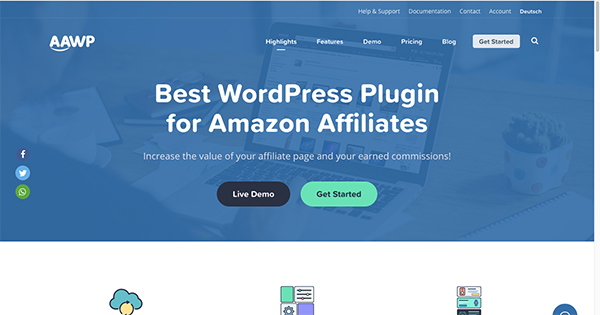 Best WordPress Plugin for Amazon Affiliates