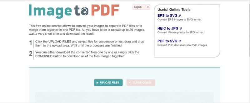 Chuyển ảnh sang PDF nhanh bằng Image to PDF